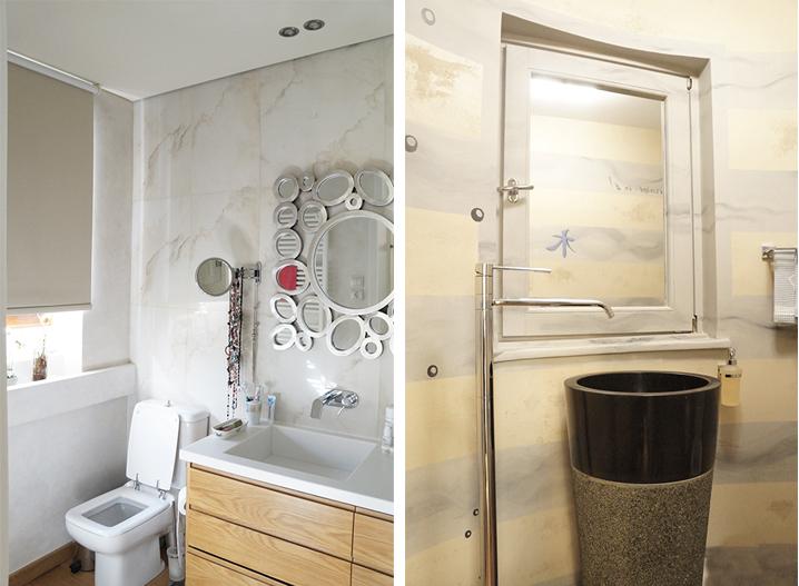 Ανακαίνιση μονοκατοικίας στην Κηφισιά, ανακαίνιση μπάνιου 1