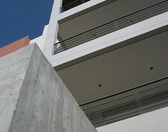 μελέτη, επίβλεψη και κατασκευή πολυκατοικίας, Σπάτα, όψεις, μελέτη κατασκευή 9