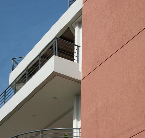 μελέτη, επίβλεψη και κατασκευή πολυκατοικίας, Σπάτα, όψεις, μελέτη κατασκευή 5