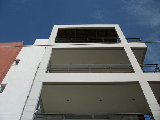 μελέτη, επίβλεψη και κατασκευή πολυκατοικίας, Σπάτα, όψεις, μελέτη κατασκευή 4