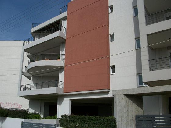 μελέτη, επίβλεψη και κατασκευή πολυκατοικίας, Σπάτα, όψεις, μελέτη κατασκευή 3